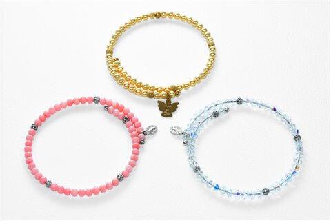 Tris rosario bracciale