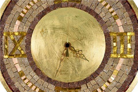 Orologio Mosaico