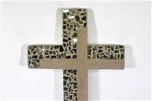 Croce mosaico