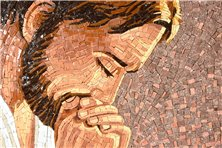 Cristo in preghiera