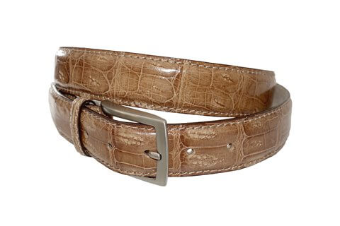 "Men's belt ""Dino Miele"""