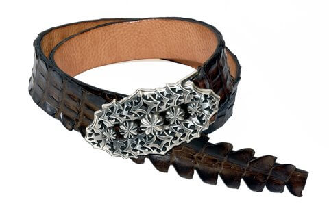 "Cintura da Donna ""Doris Marrone"""