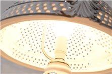 Lampada in ceramica