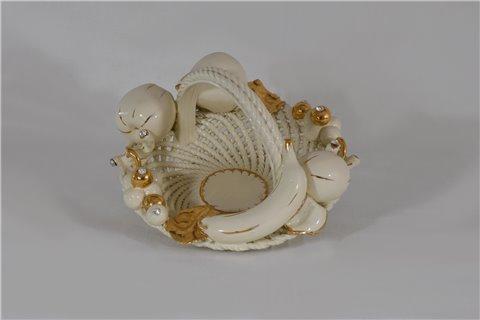 Centrotavola in ceramica