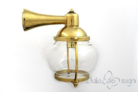 "Lampada a parete  ""lanterna antica"" media"
