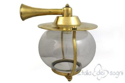 "Lampada a parete ""lanterna antica"" maxi"