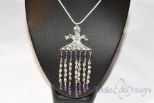 Piceni shields necklace