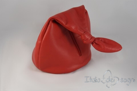 Evening or ceremony small bucket bag