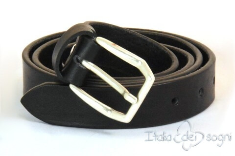 """Men's belt """"Vito nero"""""""