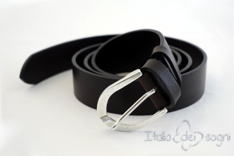 "Men's belt ""Zeno moro"""