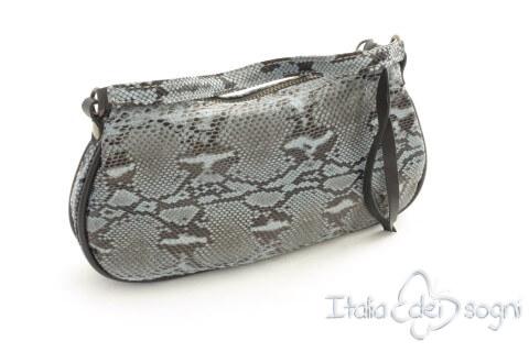 """Women's clutch bag """"Altea azzurro"""""""