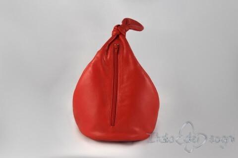 Women's bucket  clutch bag