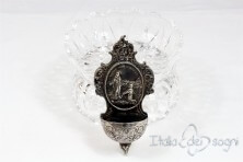 """""""Mater Misericordiae"""" holy water font"""