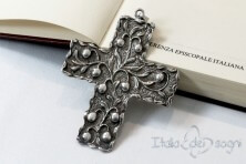 """Olive branches"" Cross"