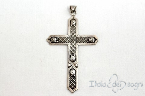 """Divine bow"" Cross"
