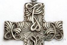 """""""Divine keys"""" Cross"""