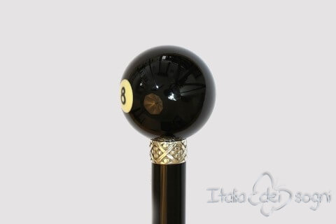 """Carom ball"" Stick - Black"