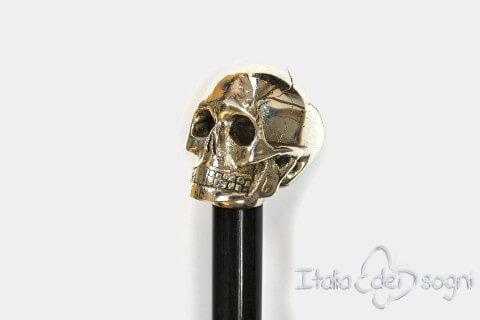 """Skull"" Stick - Black"