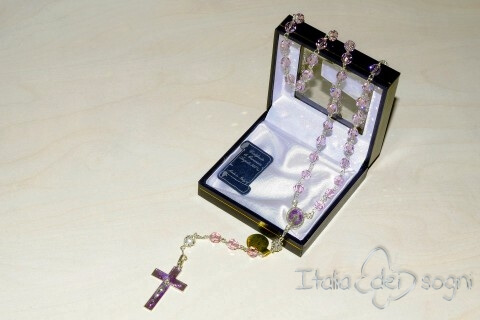 Rosaire collier