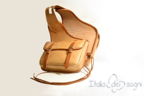 "Saddlebag ""Scafarda"""
