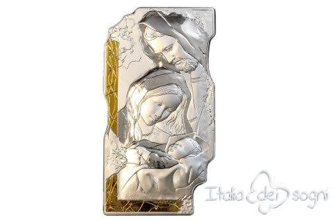 Bassorilievo in argento