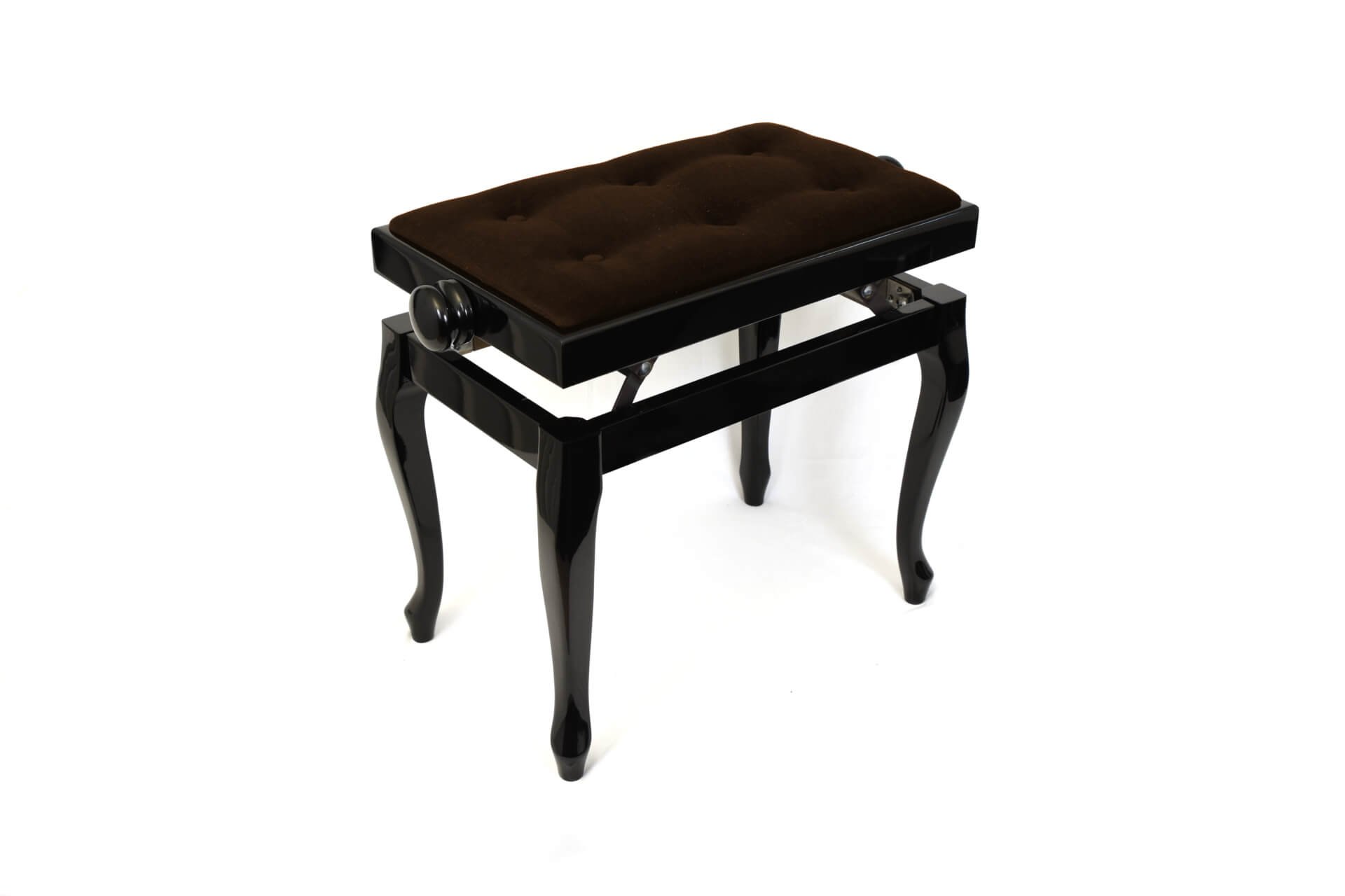 Fabulous Small Bench For Piano Adjustable In Height Vivaldi Brown Machost Co Dining Chair Design Ideas Machostcouk