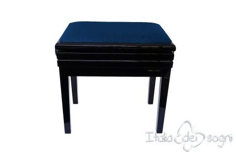 "Panchetta ""Verdi"" - velluto blu"