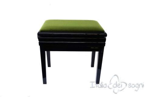 "Panchetta ""Verdi"" - velluto verde"