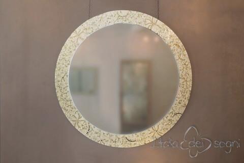 specchiera rotonda