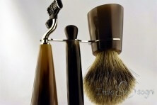 bathroom shaving set, ox