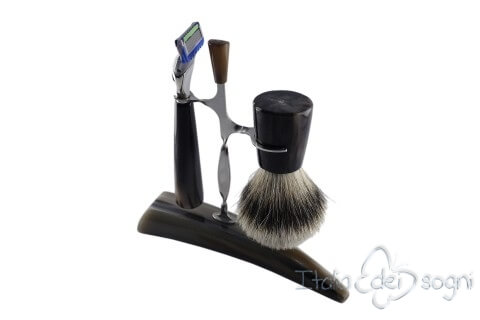 bathroom shaving set, ox
