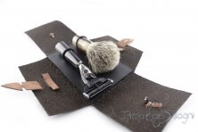 travel shaving set, ox