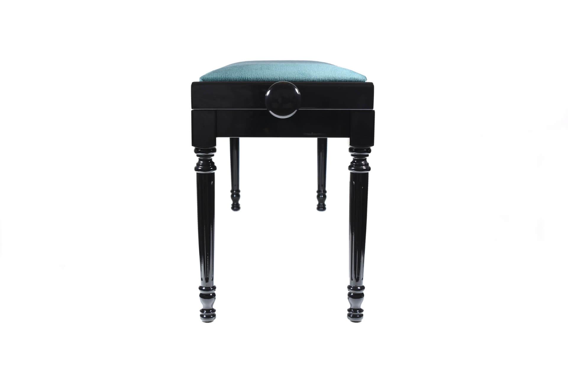 tabouret deux si ges avec le coussin interchangeable r glables s par ment en hauteur et les. Black Bedroom Furniture Sets. Home Design Ideas